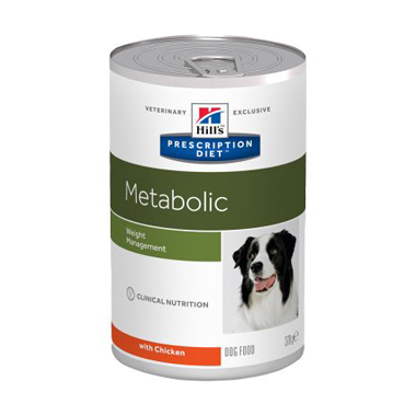 Hill's Prescription Diet Canine Metabolic Wet