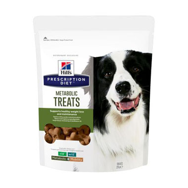 Hill's Prescription Diet Metabolic Treats For Dogs