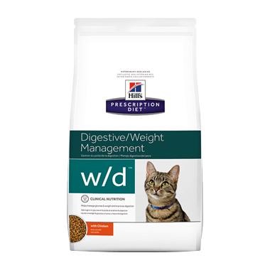 Hill's Prescription Diet W/D Feline