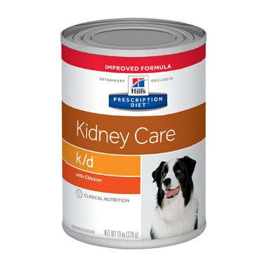 Hill's Prescription Diet K/D Canine Wet