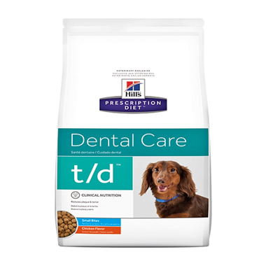 Hill's Prescription Diet T/D Canine Mini