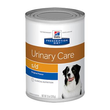 Hill's Prescription Diet S/D Canine Wet