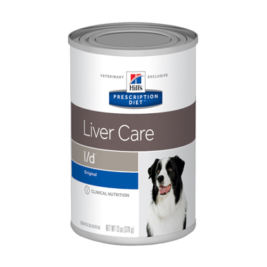 Hill's Prescription Diet L/D (hepatic) Canine Wet