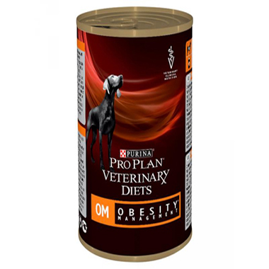 Purina Pro Plan Veterinary Diets Canine OM  (Wet) Dog Food