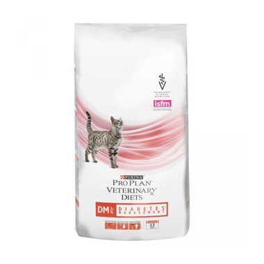 Purina Pro Plan Veterinary Diets Feline DM  (Dry) Cat Food