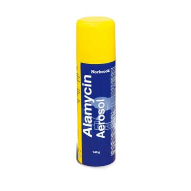 Alamycin Aerosol Spray