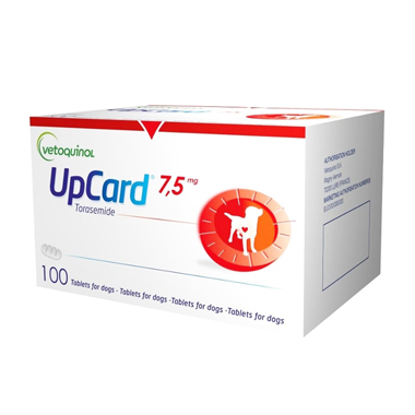 (Red) Upcard 7.5mg Tablets