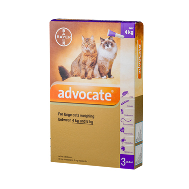 Advocate For Cats Costs Less At Pet Drugs Online Shop Now And Save