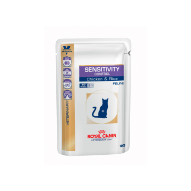 Royal Canin Veterinary Diet Sensitivity Control Wet Cat