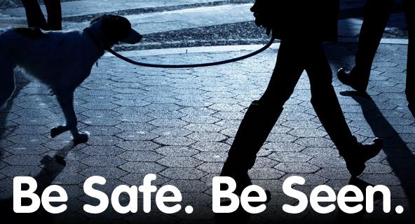 Say safe in the dark