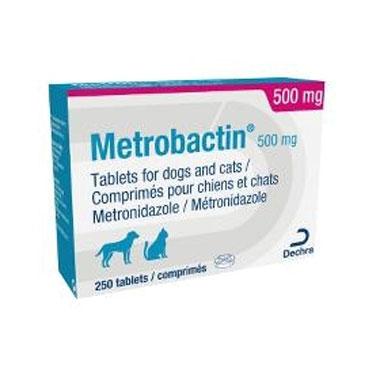 Metrobactin Tablets 500mg