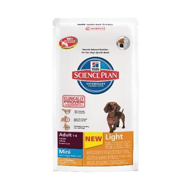 Hills Science Plan Canine Adult Small/Mini Light Chicken/Turkey