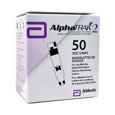 AlphaTRAK 2 Test Strips