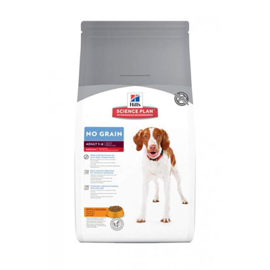 Hills Science Plan Canine Adult No Grain Chicken