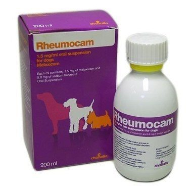 Rheumocam Oral Suspension for Dogs