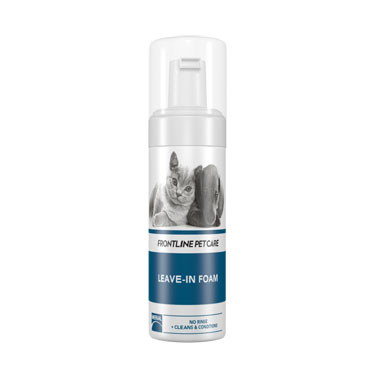 Frontline Pet Care Leave-in Foam