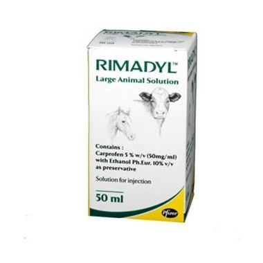 Rimadyl Large Animal Solution