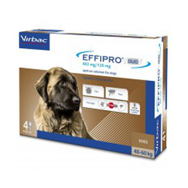 Effipro Spot On DUO Extra Large Dog
