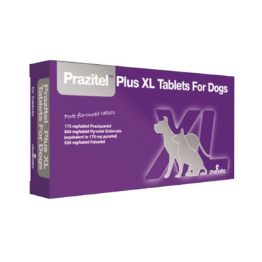 Prazitel Plus+ Extra Large Dog
