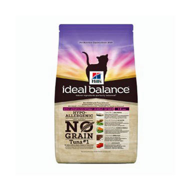 Hill's Ideal Balance Feline Adult No Grain Tuna & Potato