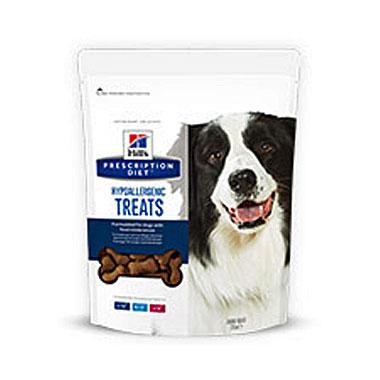 Hill's Prescription Diet Hypoallergenic Treats For Dogs