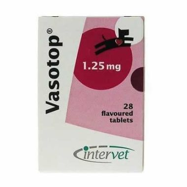 Vasotop Tablets 1.25mg