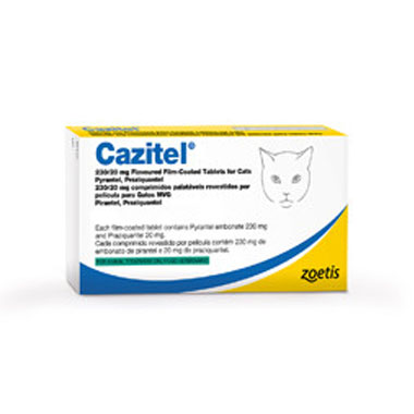 Cazitel Cat Wormer
