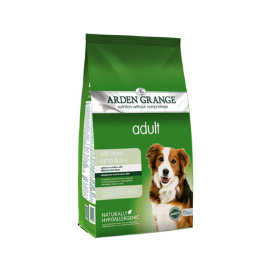Arden Grange Adult Dog Lamb & Rice