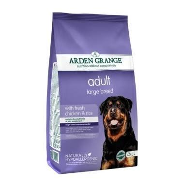 Arden Grange Adult Dog Large Breed Chicken & Rice