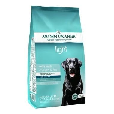 Arden Grange Adult Dog Light Chicken & Rice