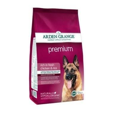 Arden Grange Adult Dog Premium