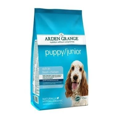 Arden Grange Puppy/Junior Chicken & Rice