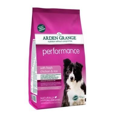 Arden Grange Adult Dog Performance