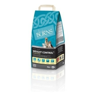Burns Adult Dog Weight Control Chicken & Oats