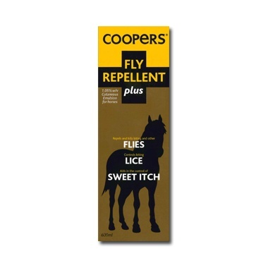 Coopers Fly Repellent Plus