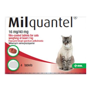Milquantel Adult Cat