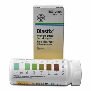 Diastix Strips