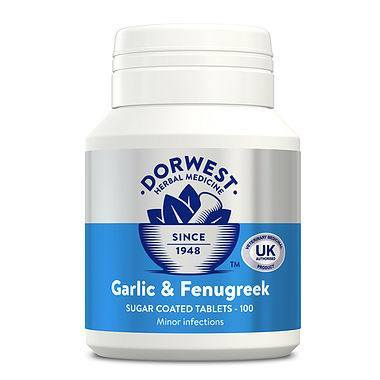 Dorwest Garlic & Fenugreek