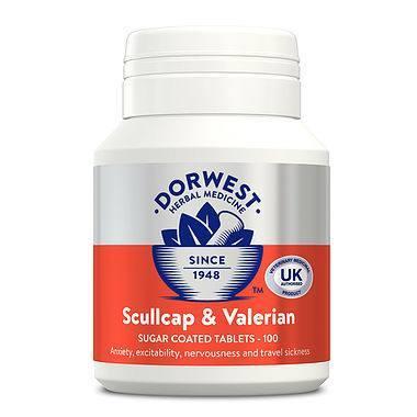 Dorwest Scullcap & Valerian
