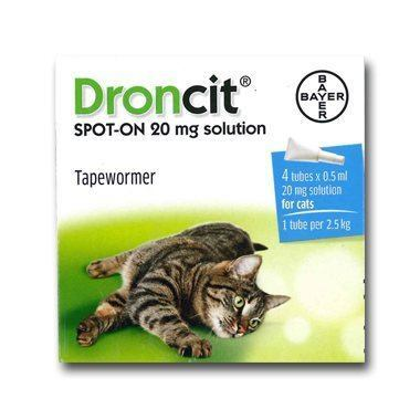 Droncit 0.5ml Spot On