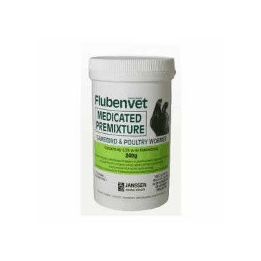 Flubenvet 2.5% Intermediate Medicated Premixture