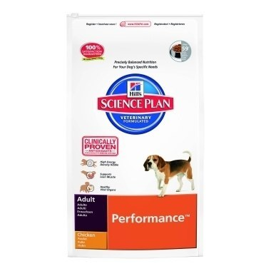 Hills Science Plan Canine Adult Performance Chicken