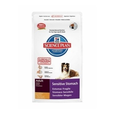 Hills Science Plan Canine Adult Sensitive Stomach Egg & Rice