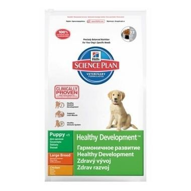 Hills Science Plan Canine Puppy Healthy Development Large Breed Chicken