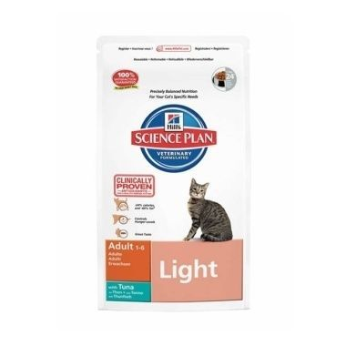 Hill's Science Plan Feline Adult Light Tuna