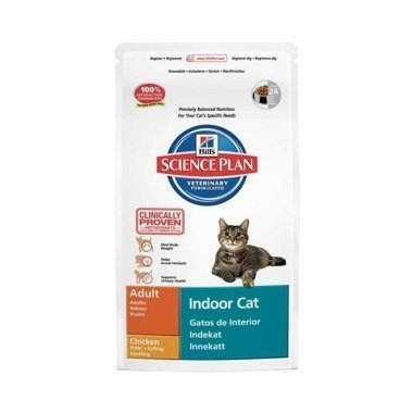 Hills Science Plan Feline Indoor Cat Adult Chicken
