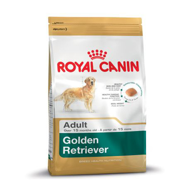 Royal Canin Breed Health Nutrition Golden Retriever 25