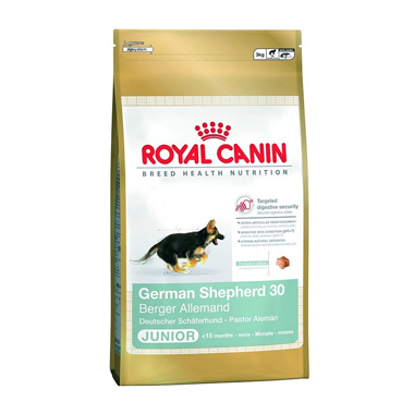 Royal Canin Breed Health Nutrition German Shepherd Junior 30