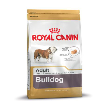 Royal Canin Breed Health Nutrition Bulldog 24 12kg