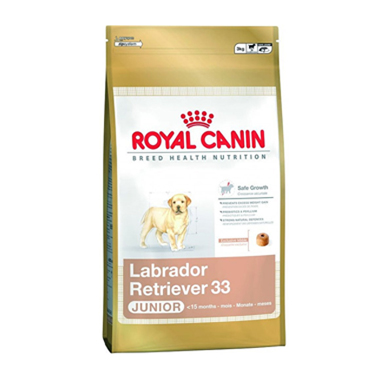 Royal Canin Breed Health Nutrition Labrador Retriever Junior 33